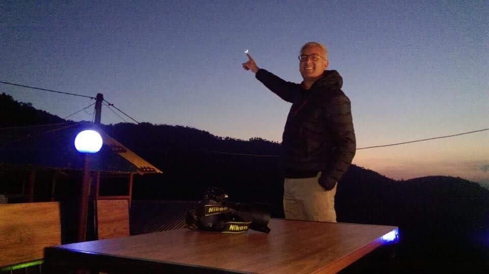 Kevin Skeoch (Director Asia-pacific)